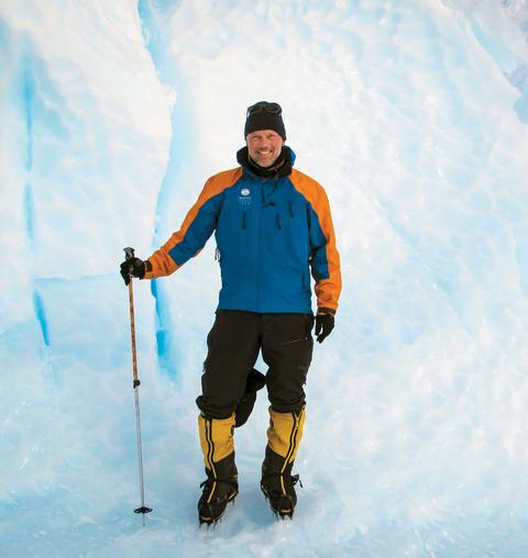 Andrew White, president, Quark Expeditions