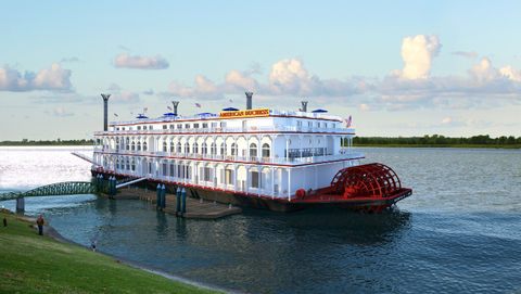 American Duchess American Queen Steam Boat Company