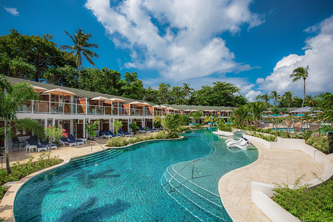 Sandals Halcyon Beach Resort Introduces Two New Room Categories