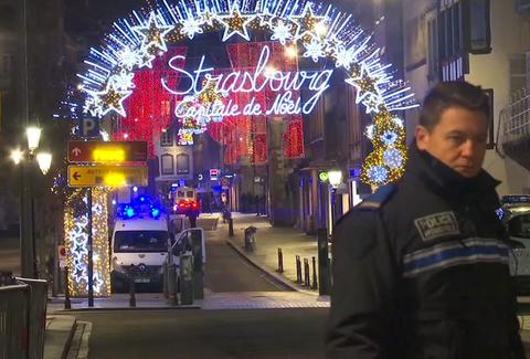 Strasbourg Christmas Market Shooting.Shooting At Strasbourg Christmas Market Prompts Manhunt