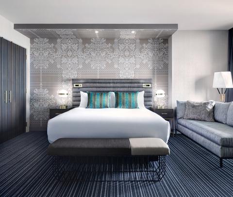 The Cosmopolitan Las Vegas Remodels Guest Rooms And Suites