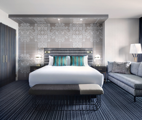 Incredible The Cosmopolitan Las Vegas Remodels Guest Rooms And Suites Interior Design Ideas Tzicisoteloinfo