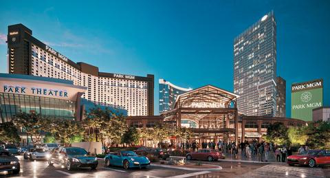 Park MGM Vegas