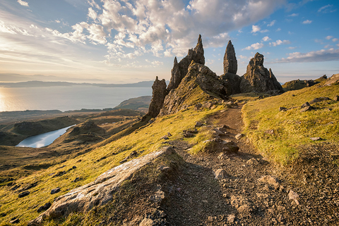 Isle of Skye, Scottish Highlands, Scotland