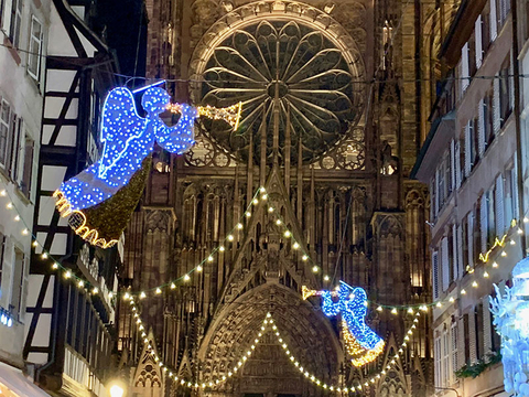 Strasbourg France Christmas Market Hours.Three Hours Or Less From Paris Strasbourg Travel Agent