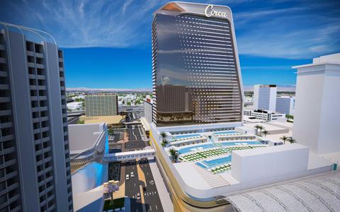 Circa Resort Casino To Open In Las Vegas In December 2020 Travel