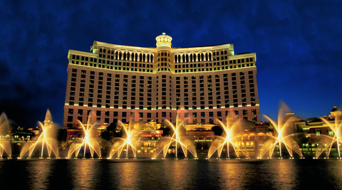 The roof of the Bellagio Las Vegas caught fire late Thursday night, resulting in multiple closures across the Las Vegas Strip.