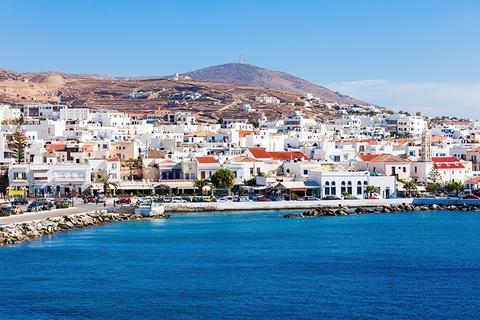 Tinos Greece