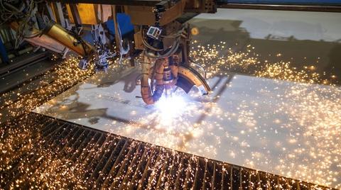 Odyssey of the Seas Steel Cutting