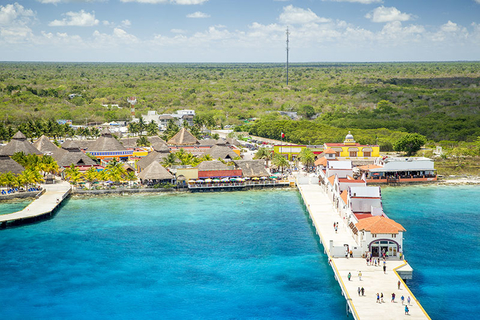 Stats Record 4 Million Cruise Passengers For Cozumel In