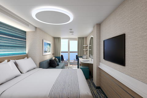 Cruise Ship Preview Staterooms On Carnival S New Mardi Gras Travel Agent Central