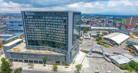 Hilton Opens New Hotel in Bogota | Travel Agent Central