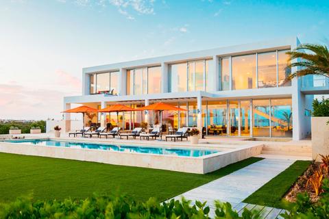 Champagne Shores Villa in Anguilla
