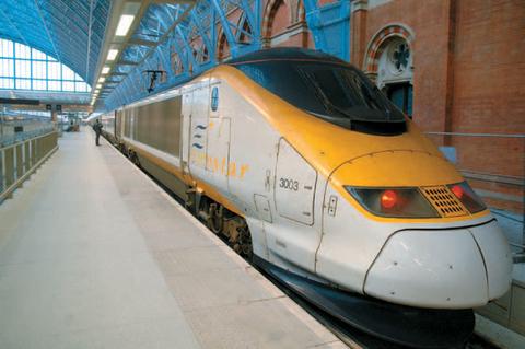 New benefits for Eurail Pass holders traveling on Eurostar.