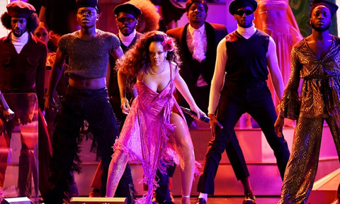 Rihanna/Grammys