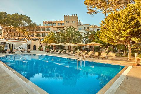 Secrets Mallorca Villamil Resort & Spa pool
