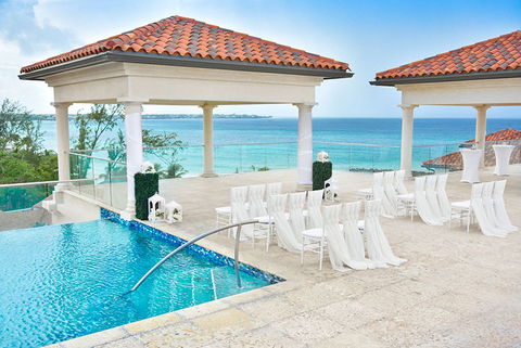 Sky Terrace at Sandals Royal Barbados