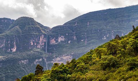 Gocta Falls Peru