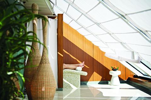Oceania Cruises Aquamar Spa + Vitality Center