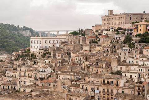Modica Sicily Italy