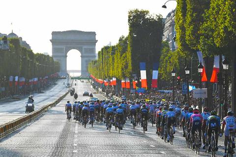 Trek Travel Tour de France