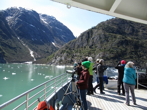 Alaskan Dream Cruises Chichagof Dream Scenic Beauty Alaska Photo by Susan J Young Editorial Use Only