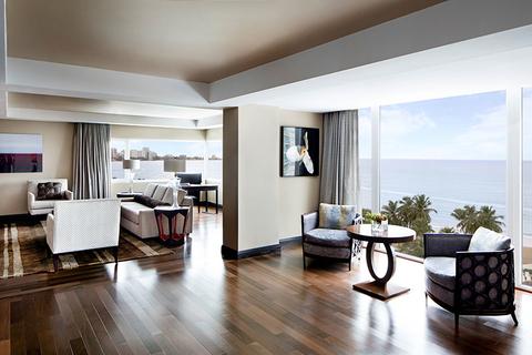Fairmont El San Juan Hotel Presidential Suite
