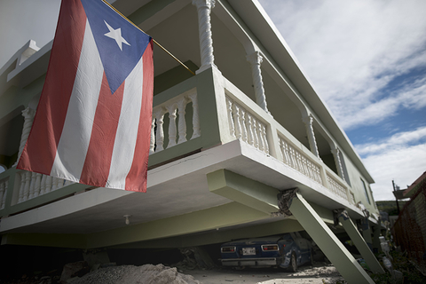 Puerto Rico Earthquake