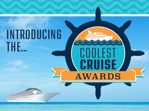 Coolest Cruise Awards 2019 Logo