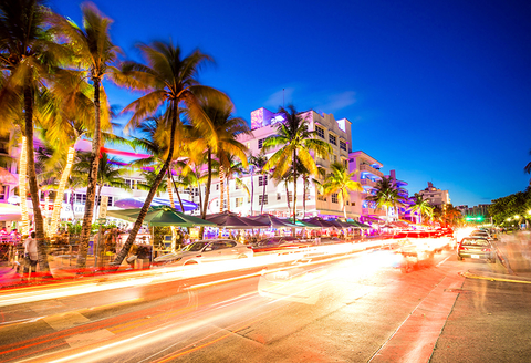South Beach Miami - poladamonte/iStock/Getty Images Plus/Getty Images