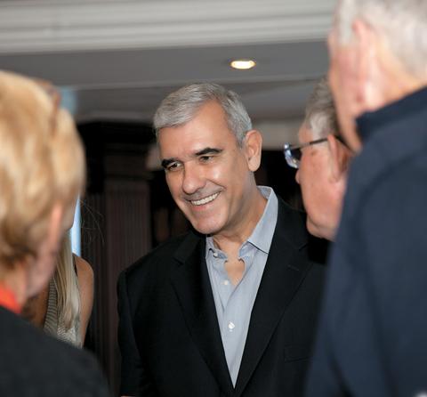 Larry Pimentel, president and CEO, Azamara Club Cruises
