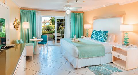 Bay Gardens Beach Resort & Spa in St. Lucia