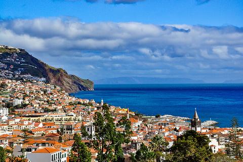 Panorama of Funchal, Madeira