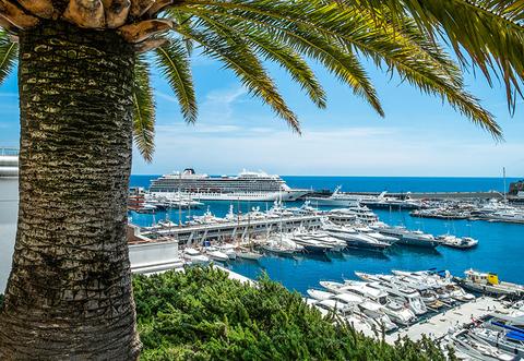 Viking Star in Monte Carlo