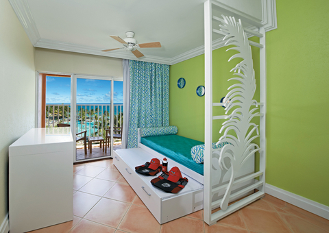 Ocean View rooms at Coconut Bay Beach Resort & Spa