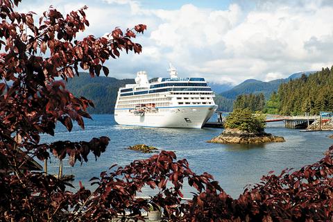 Oceania Cruises' 684-passengerRegatta