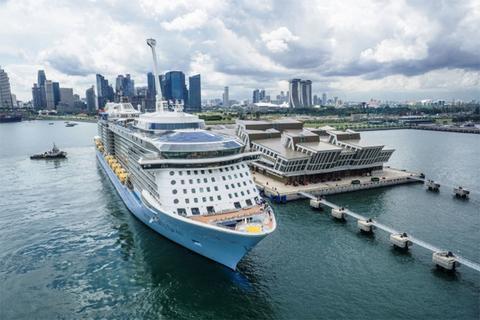 Quantum of the Seas in Singapore Editorial