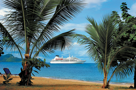 Windstar Star Pride Mayreau The Grenadines