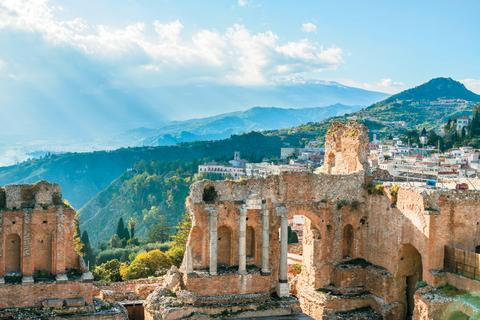 Taormina Sicily Italy