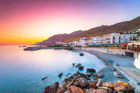 Chania, Crete, Greece.
