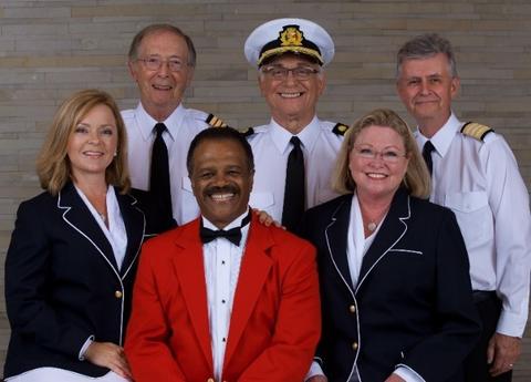 The Love Boat Original Cast