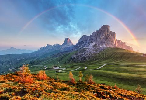 Dolomites Italy