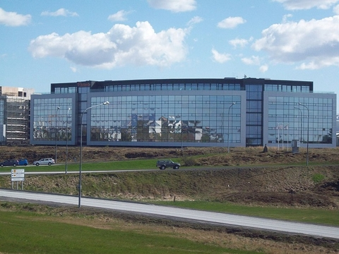 Actavis facility in Iceland