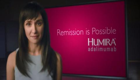 """Humira """"Crohn's Disease: Control"""""""