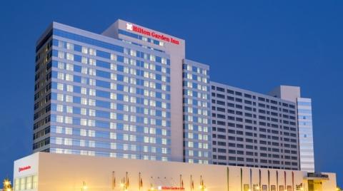 Hilton Garden Inn Hampton pipeline to triple in MENA Hotel Management
