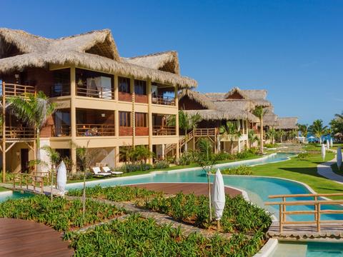 Zoetry Aqua Punta Cana exterior