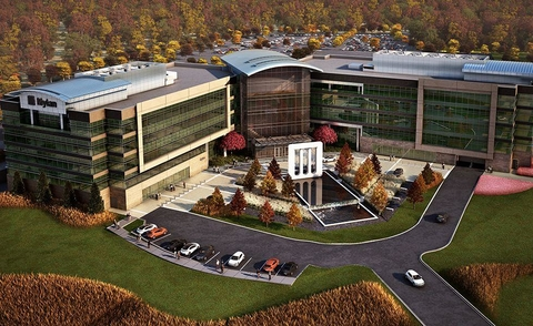 Mylan corporate campus