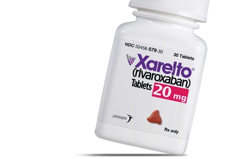 Xarelto packaging