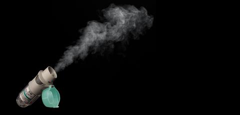 Respimat inhaler