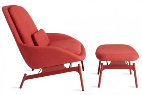 generous seat blu dot s field lounge chair hotel management